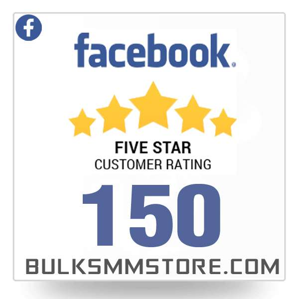 Buy 150 Facebook Reviews