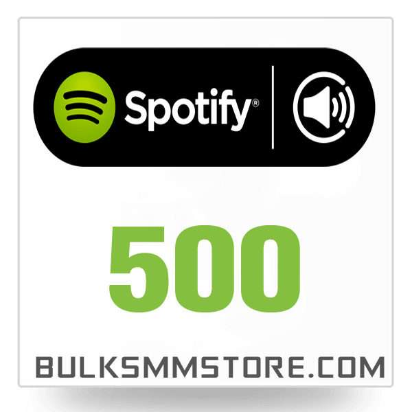Real 500 Spotify Play