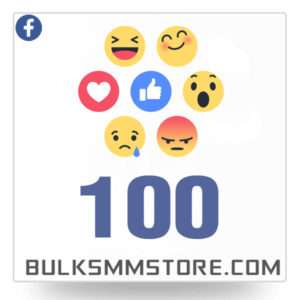 Real 100 Facebook Post Likes